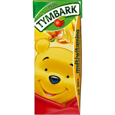 Tymbark Multivitaminsaft 200ml
