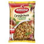 Amino Grzybowa Polnische Pilzsuppe Instant-Nudelnsuppe 57g