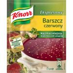 Knorr Barszcz Express Rote Bete Suppe Borschtsch 53g