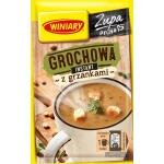 Winiary Instant Erbsensuppe mit Croutons 21g
