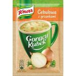 Knorr Goracy Kubek  Zwiebelsuppe mit Croutons 17g