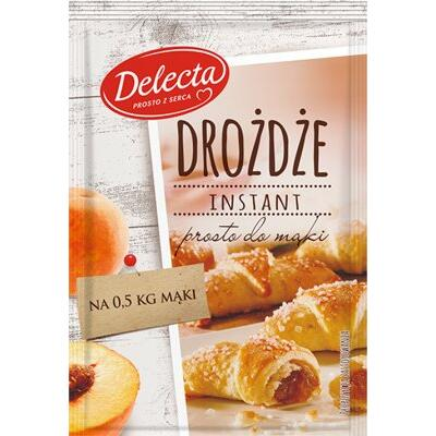 Instant-Hefe Drozdze 8g Delecta